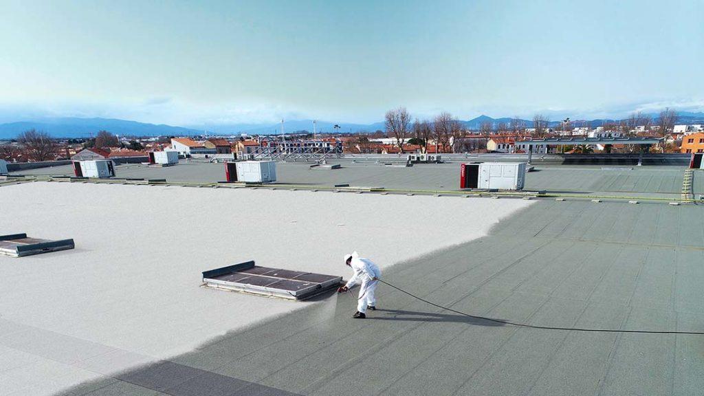 Solar-Paint utilise le produit Solarcoat