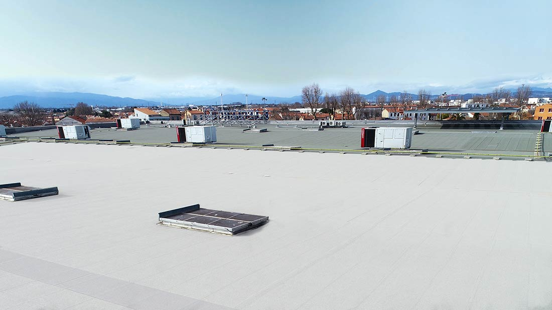 Solution Solarcoat après