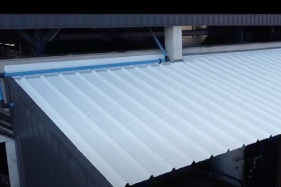 Chantier Solar-Paint Parprec